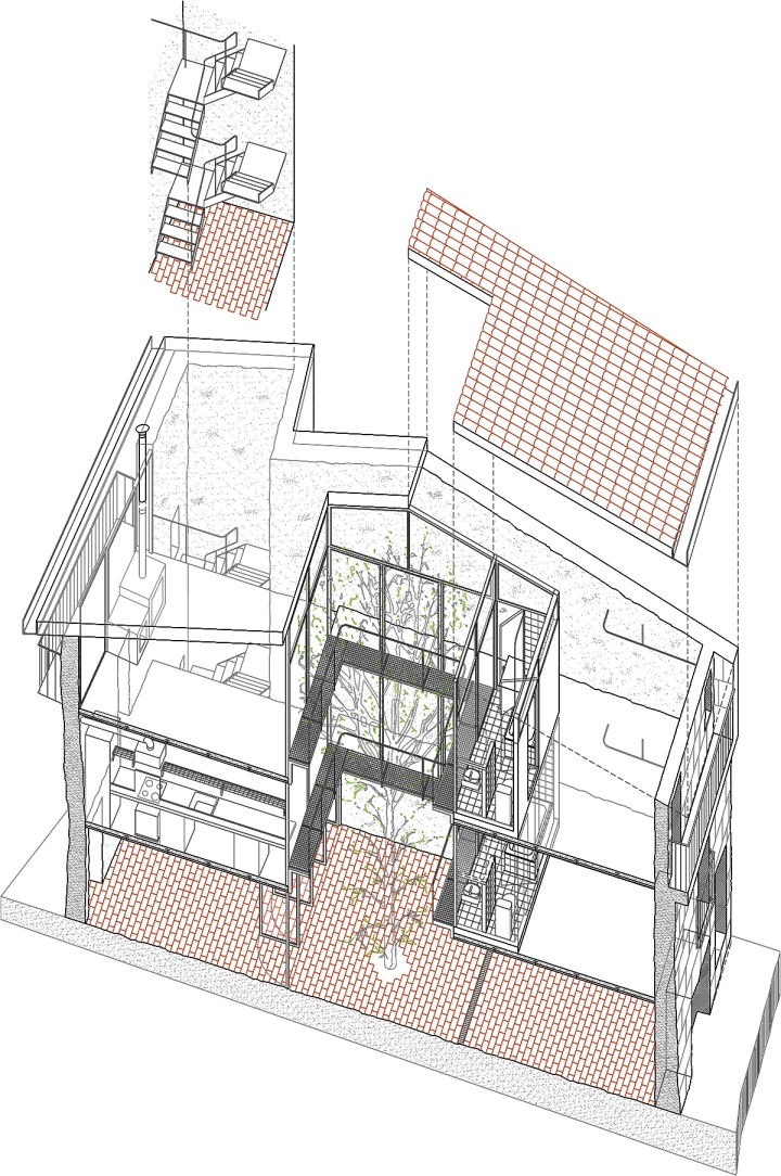 Casa Luz Vivienda Unifamiliar En Cilleros Cáceres Arquitectura G