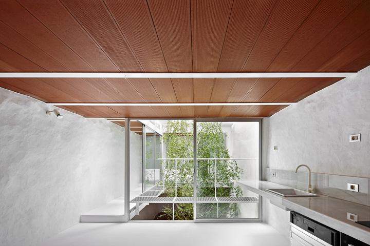 Casa luz vivienda unifamiliar en cilleros c ceres arquitectura g - Luz pulsada en casa ...
