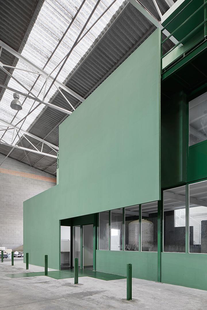 Adecuaci N De Oficinas En Una Nave Industrial Arquitectura G