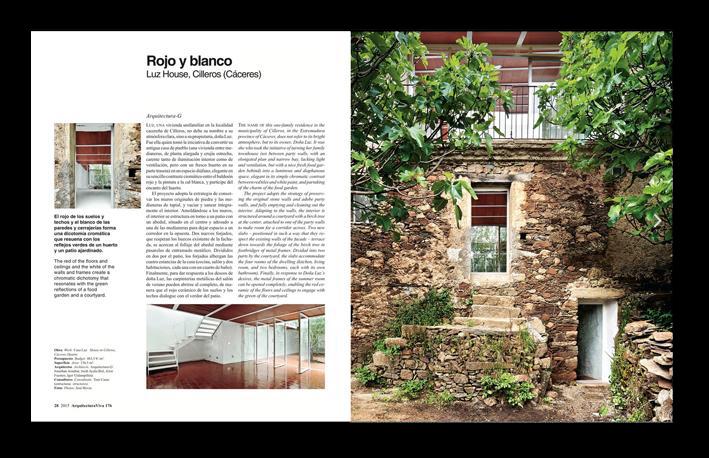 arquitectura g en arquitectura viva - Arquitecturaviva