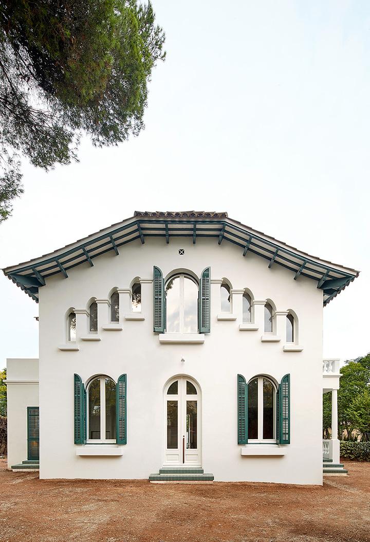 Rehabilitaci n de una casa noucentista en barcelona arquitectura g - Rehabilitacion de casas ...
