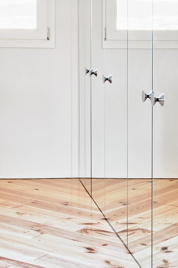 tirador troncocono plata armario 02