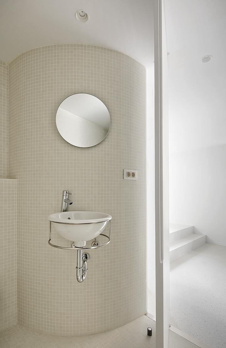 Arquitectura g dise a el soporte de lavabo aro para indoors arquitectura g - Soporte para lavabo ...