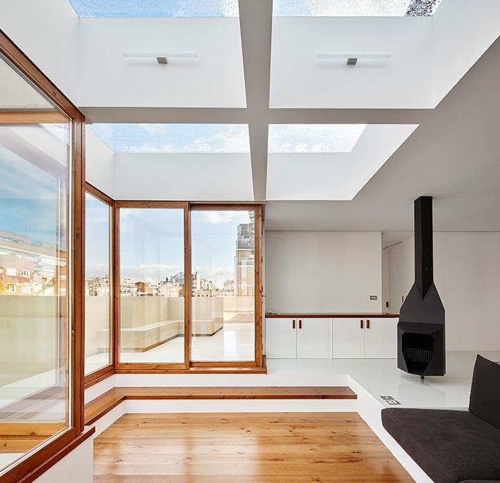 Arquitectura g arquitectura g estudio arquitectura barcelona - Atico barcelona ...