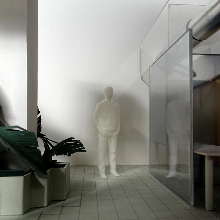Interiorismo para un despacho de abogados y una tienda en - Despacho arquitectura barcelona ...