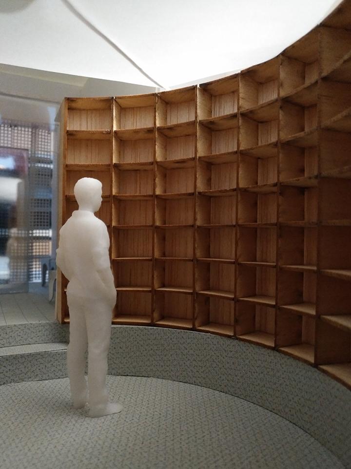 Interiorismo para un despacho de abogados y una tienda en - Despachos de arquitectura en barcelona ...